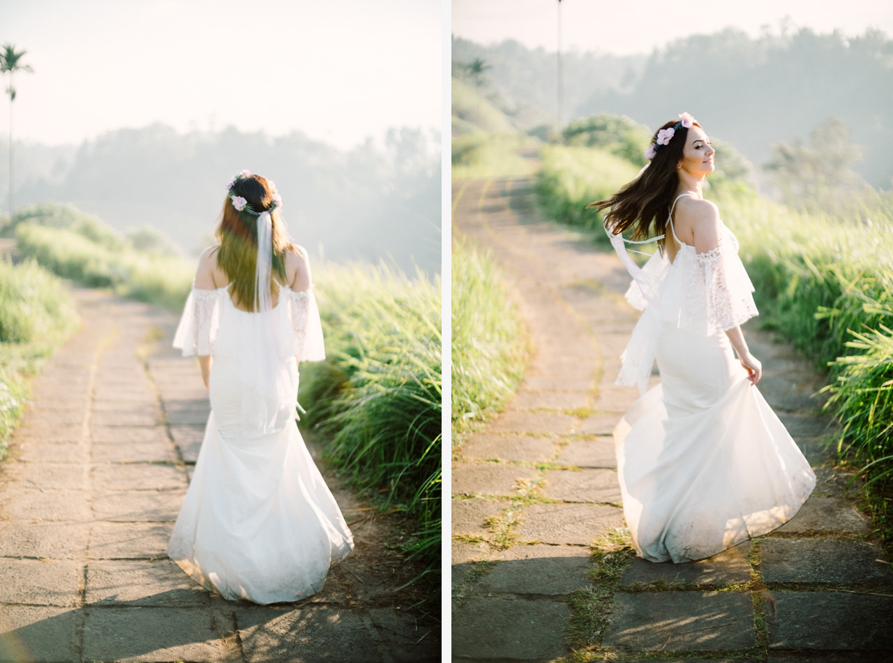Sibel & Cem: Sweet Newlyweds Ubud Honeymoon Session 8