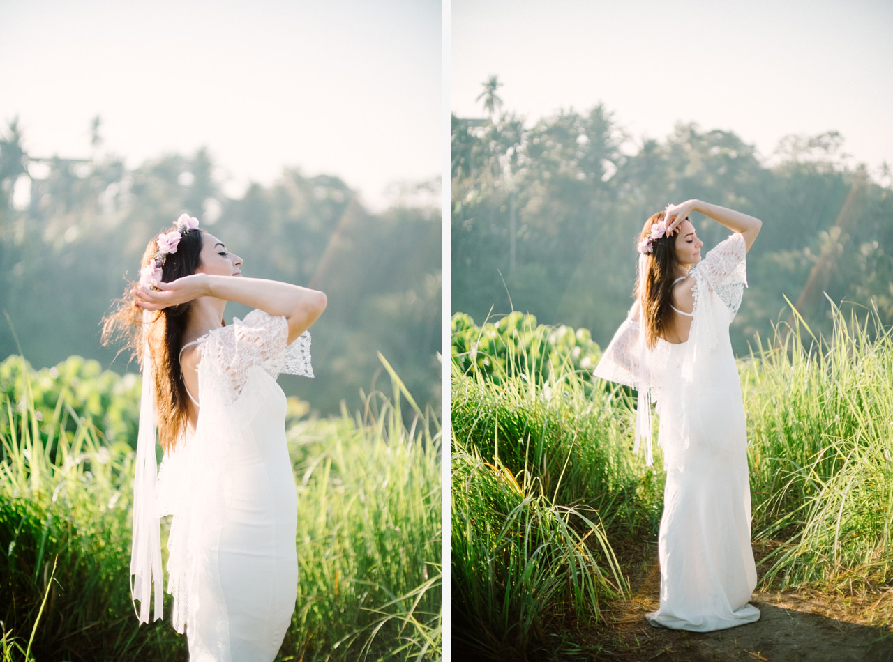 Sibel & Cem: Sweet Newlyweds Ubud Honeymoon Session 9