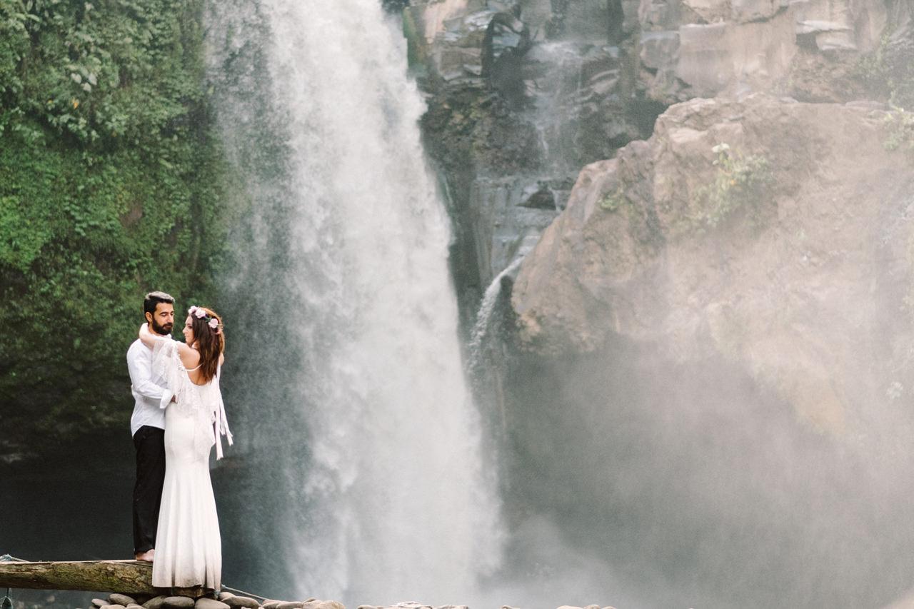 Sibel & Cem: Sweet Newlyweds Ubud Honeymoon Session 10