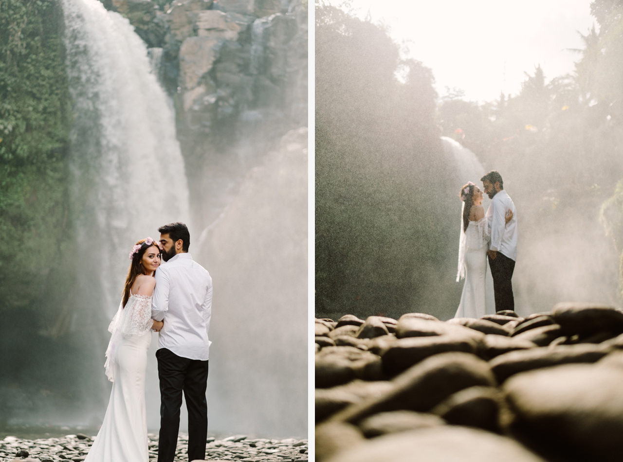Sibel & Cem: Sweet Newlyweds Ubud Honeymoon Session 11