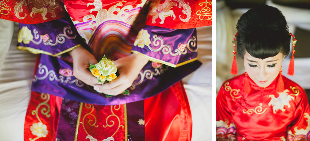 S&D Chinese Tea & Destination Bali Wedding at The Sanctus Villa 5