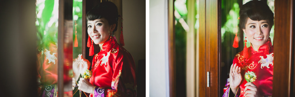 S&D Chinese Tea & Destination Bali Wedding at The Sanctus Villa 6