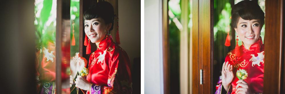 S&D Chinese Tea & Destination Bali Wedding at The Sanctus Villa 6