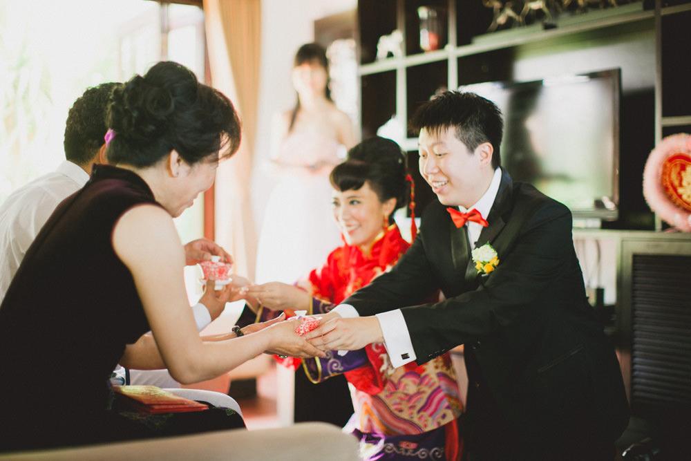 S&D Chinese Tea & Destination Bali Wedding at The Sanctus Villa 9