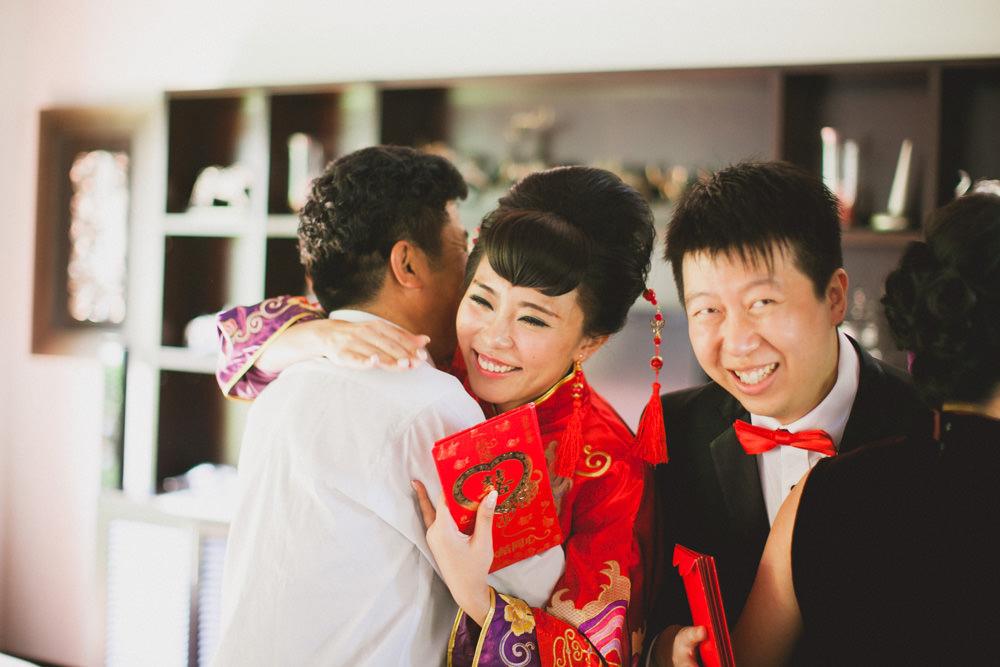 S&D Chinese Tea & Destination Bali Wedding at The Sanctus Villa 10