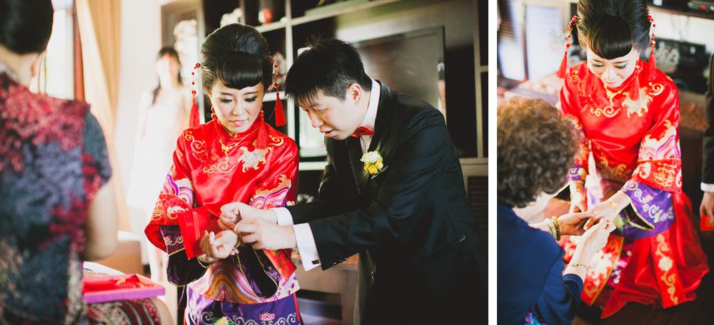 S&D Chinese Tea & Destination Bali Wedding at The Sanctus Villa 12