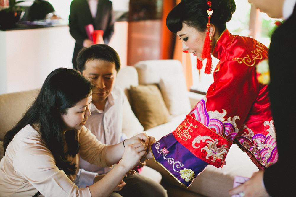 S&D Chinese Tea & Destination Bali Wedding at The Sanctus Villa 13