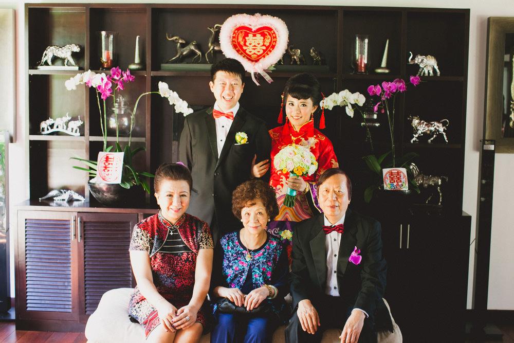 S&D Chinese Tea & Destination Bali Wedding at The Sanctus Villa 17