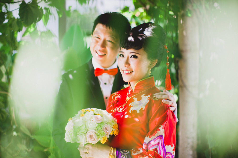S&D Chinese Tea & Destination Bali Wedding at The Sanctus Villa 22