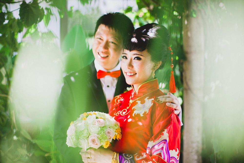 S&D Chinese Tea & Destination Bali Wedding at The Sanctus Villa 22