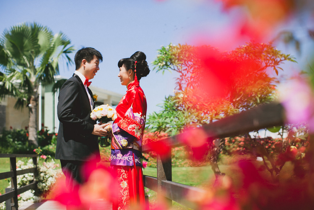 S&D Chinese Tea & Destination Bali Wedding at The Sanctus Villa 23