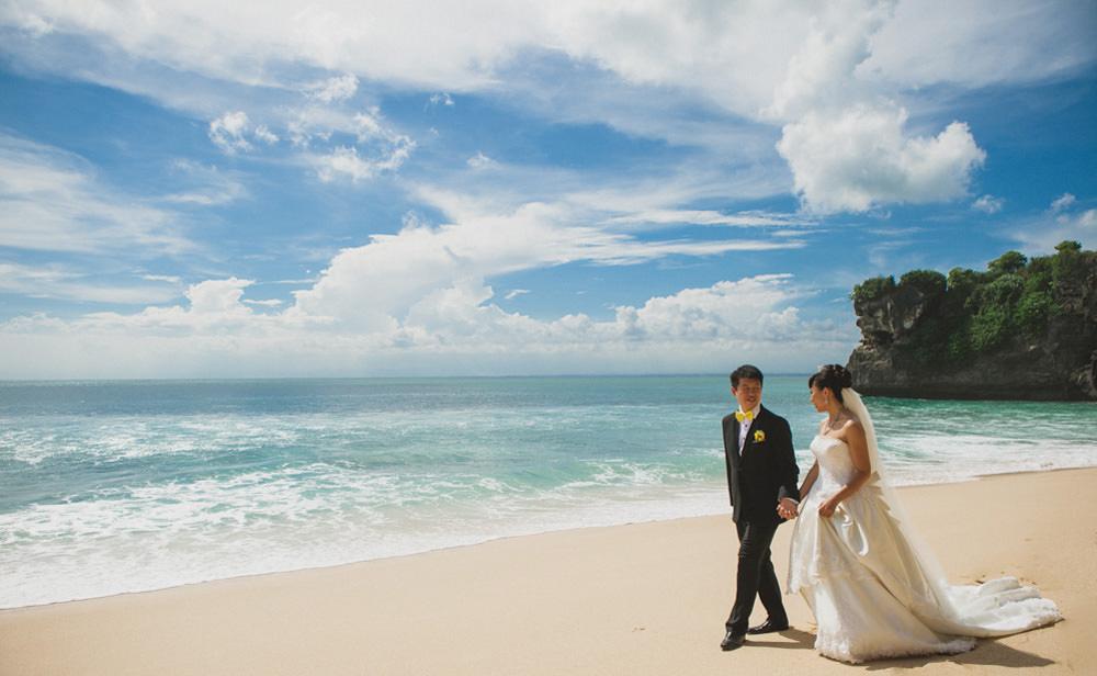 S&D Chinese Tea & Destination Bali Wedding at The Sanctus Villa 30