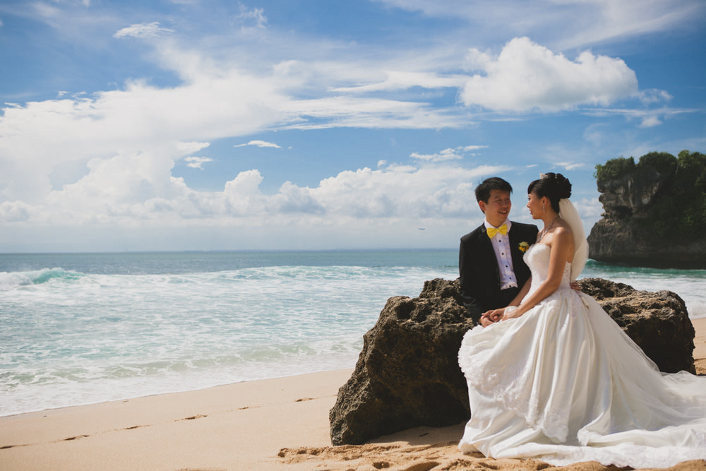 S&D Chinese Tea & Destination Bali Wedding at The Sanctus Villa 31