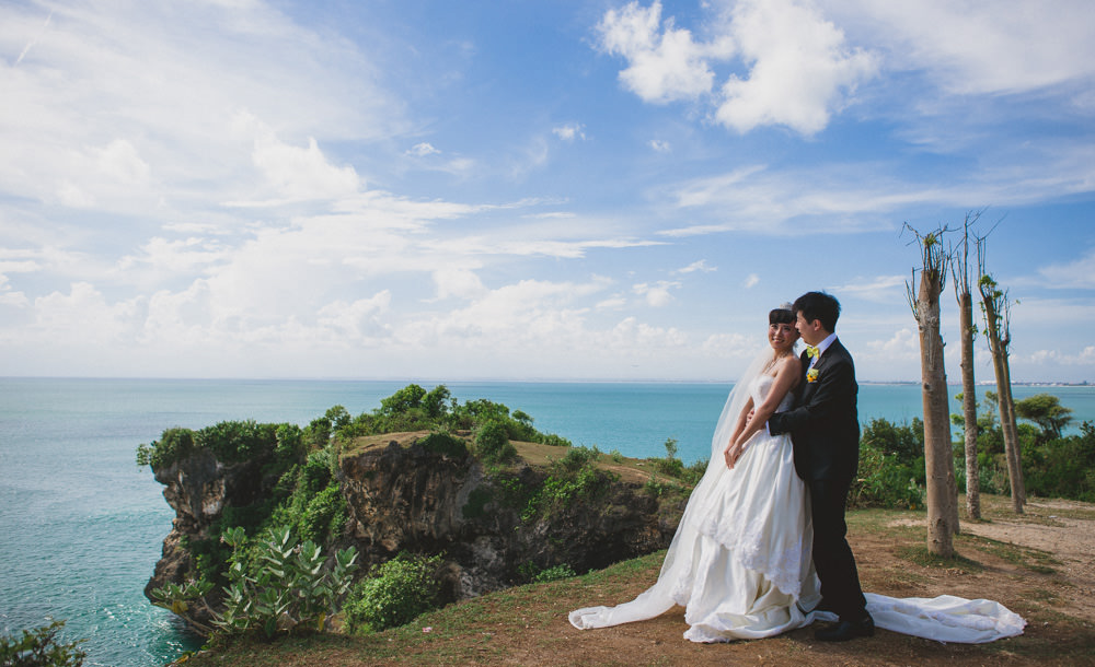 S&D Chinese Tea & Destination Bali Wedding at The Sanctus Villa 34