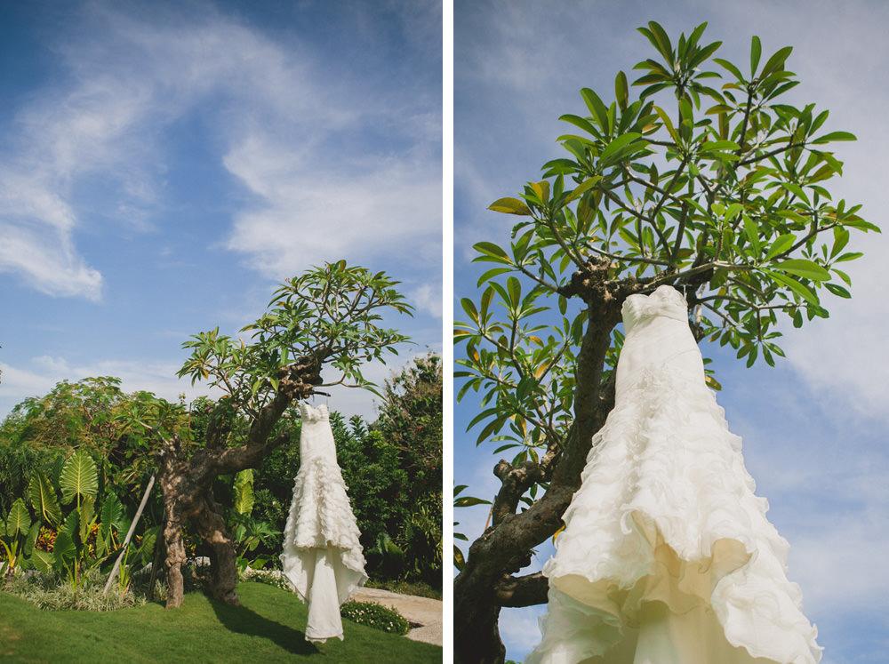 S&D Chinese Tea & Destination Bali Wedding at The Sanctus Villa 36