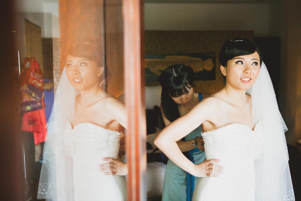S&D Chinese Tea & Destination Bali Wedding at The Sanctus Villa 39