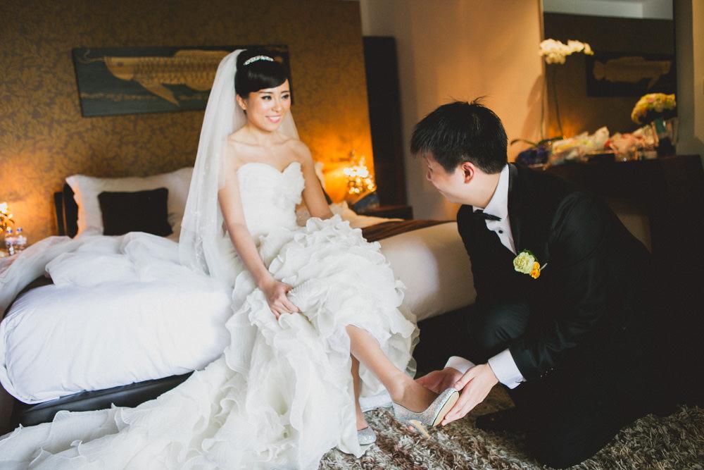 S&D Chinese Tea & Destination Bali Wedding at The Sanctus Villa 41