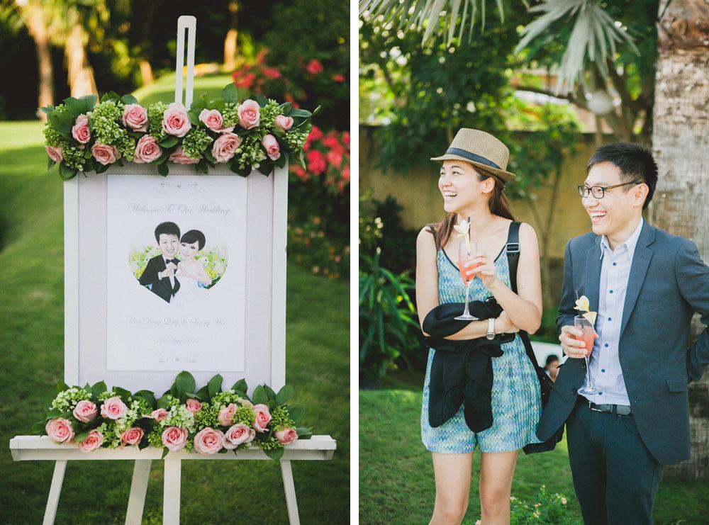 S&D Chinese Tea & Destination Bali Wedding at The Sanctus Villa 44