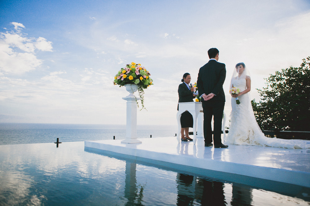 S&D Chinese Tea & Destination Bali Wedding at The Sanctus Villa 54