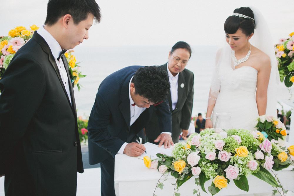 S&D Chinese Tea & Destination Bali Wedding at The Sanctus Villa 59