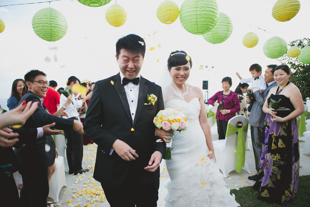 S&D Chinese Tea & Destination Bali Wedding at The Sanctus Villa 60