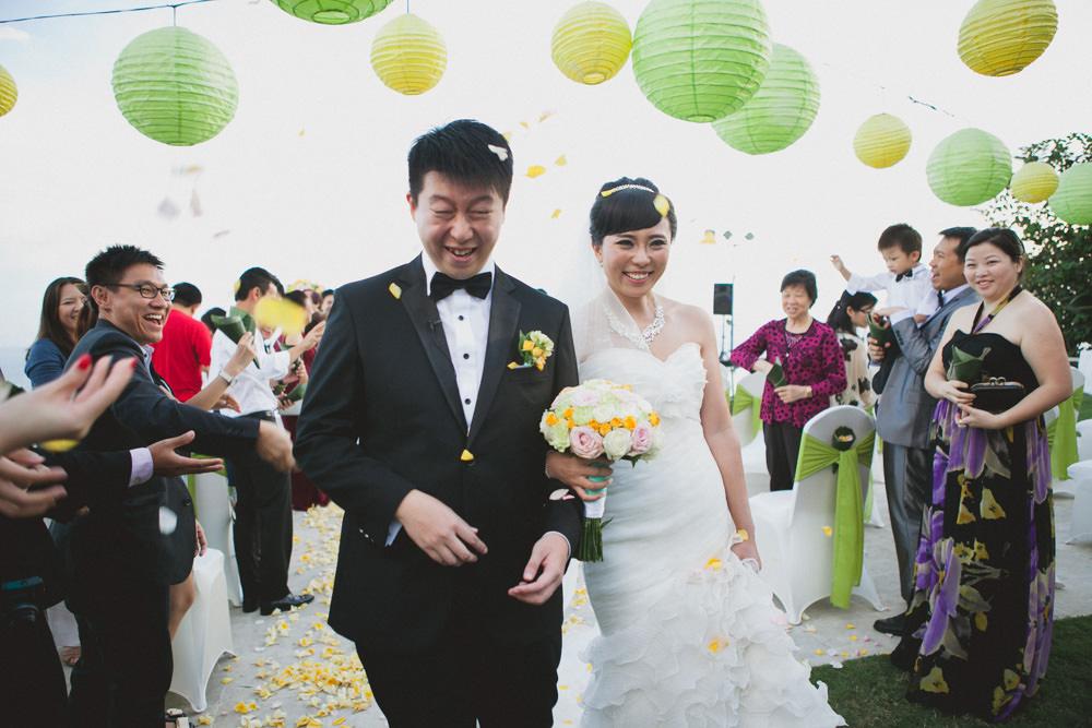 S&D Chinese Tea & Destination Bali Wedding at The Sanctus Villa 60
