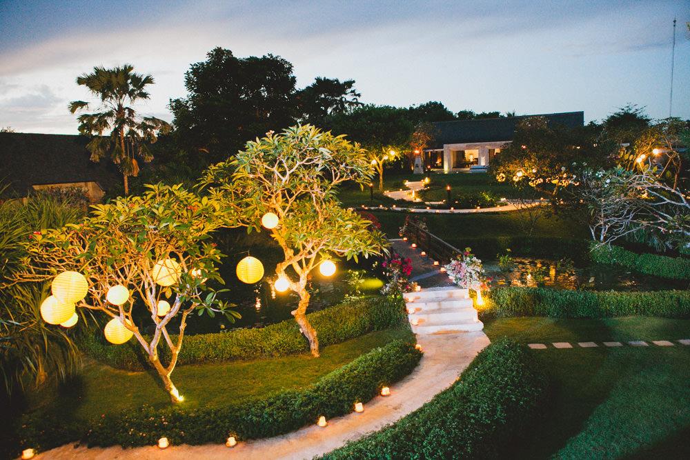 S&D Chinese Tea & Destination Bali Wedding at The Sanctus Villa 64
