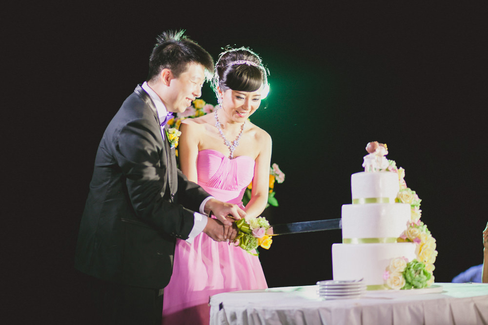 S&D Chinese Tea & Destination Bali Wedding at The Sanctus Villa 71