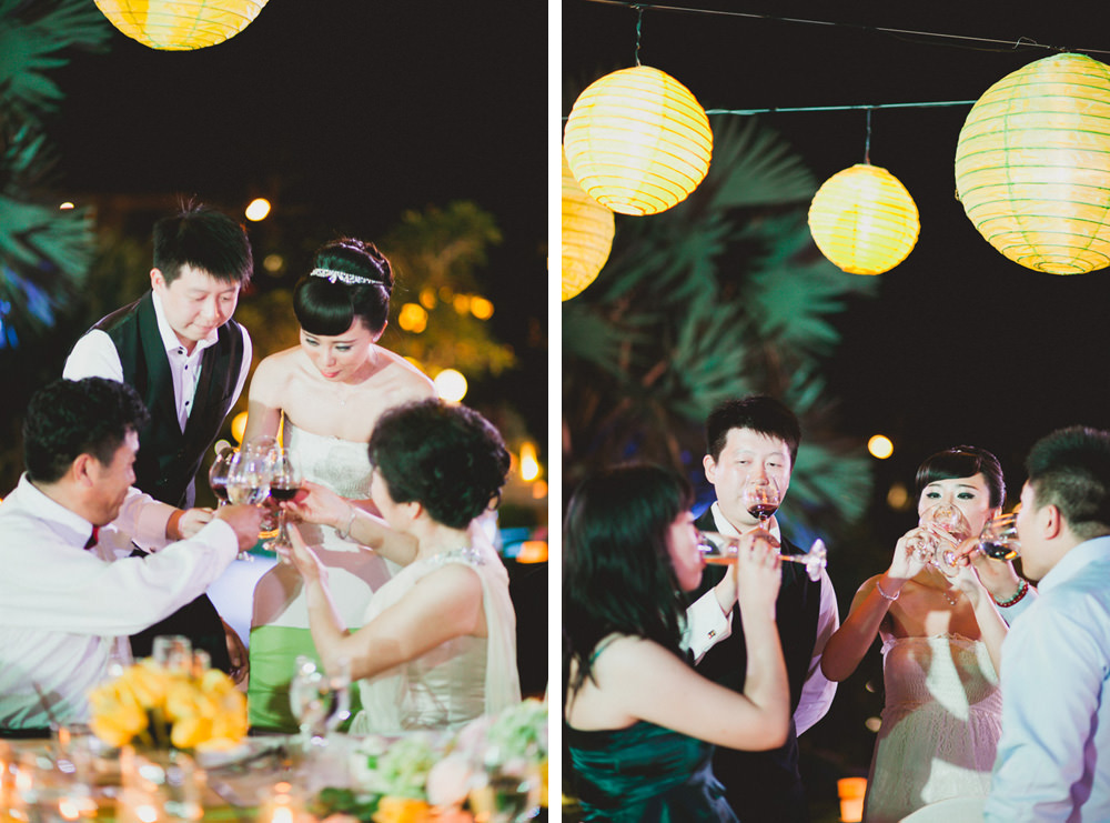 S&D Chinese Tea & Destination Bali Wedding at The Sanctus Villa 78