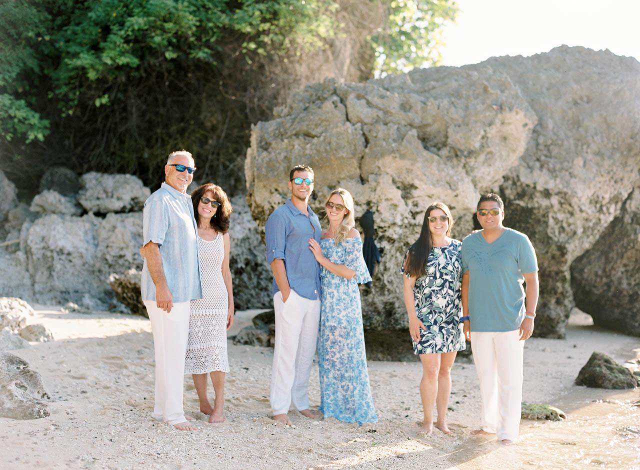 Bali Fun Family Photography at Thomas Beach 1