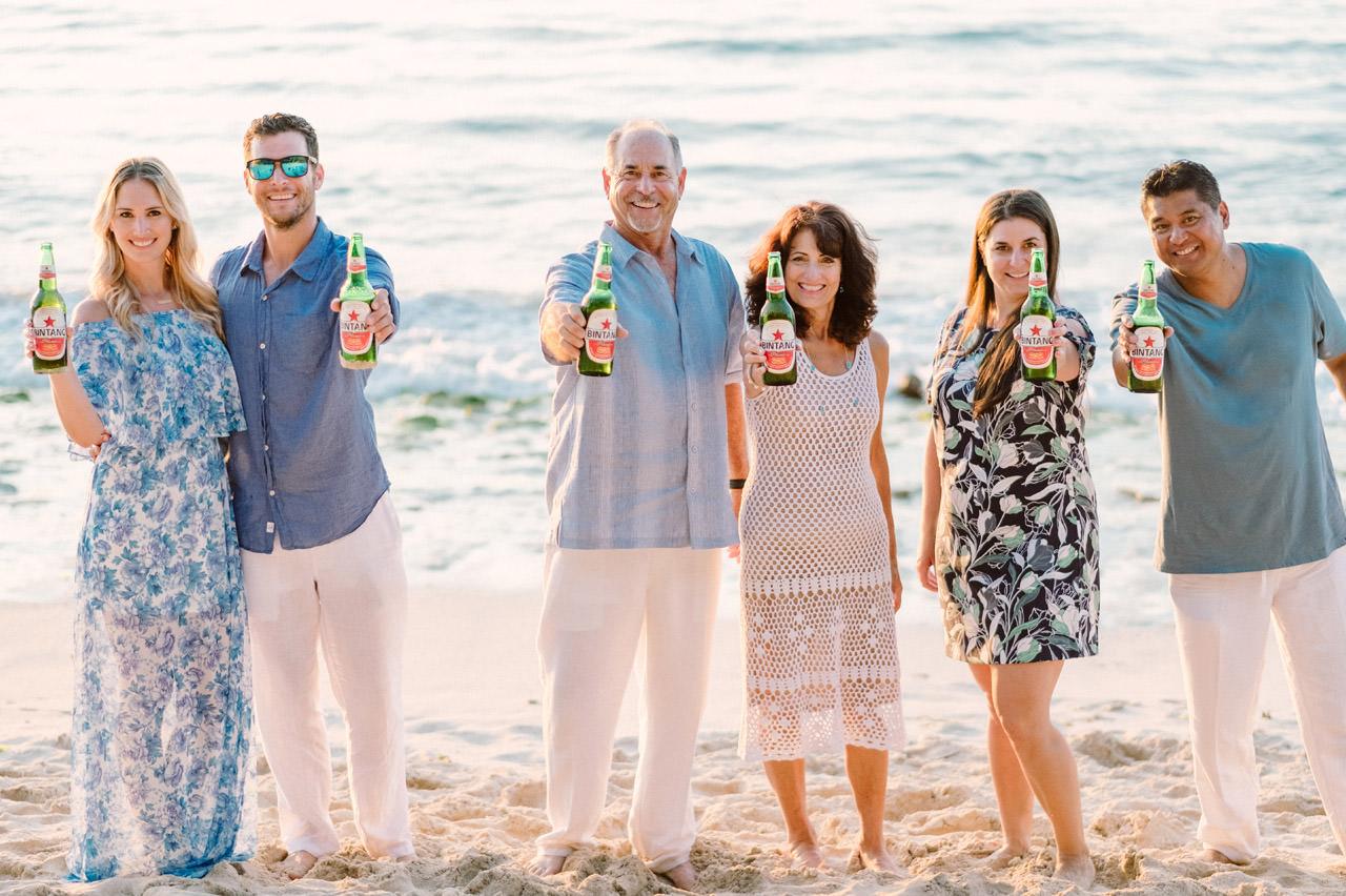 Bali Fun Family Photography at Thomas Beach 13