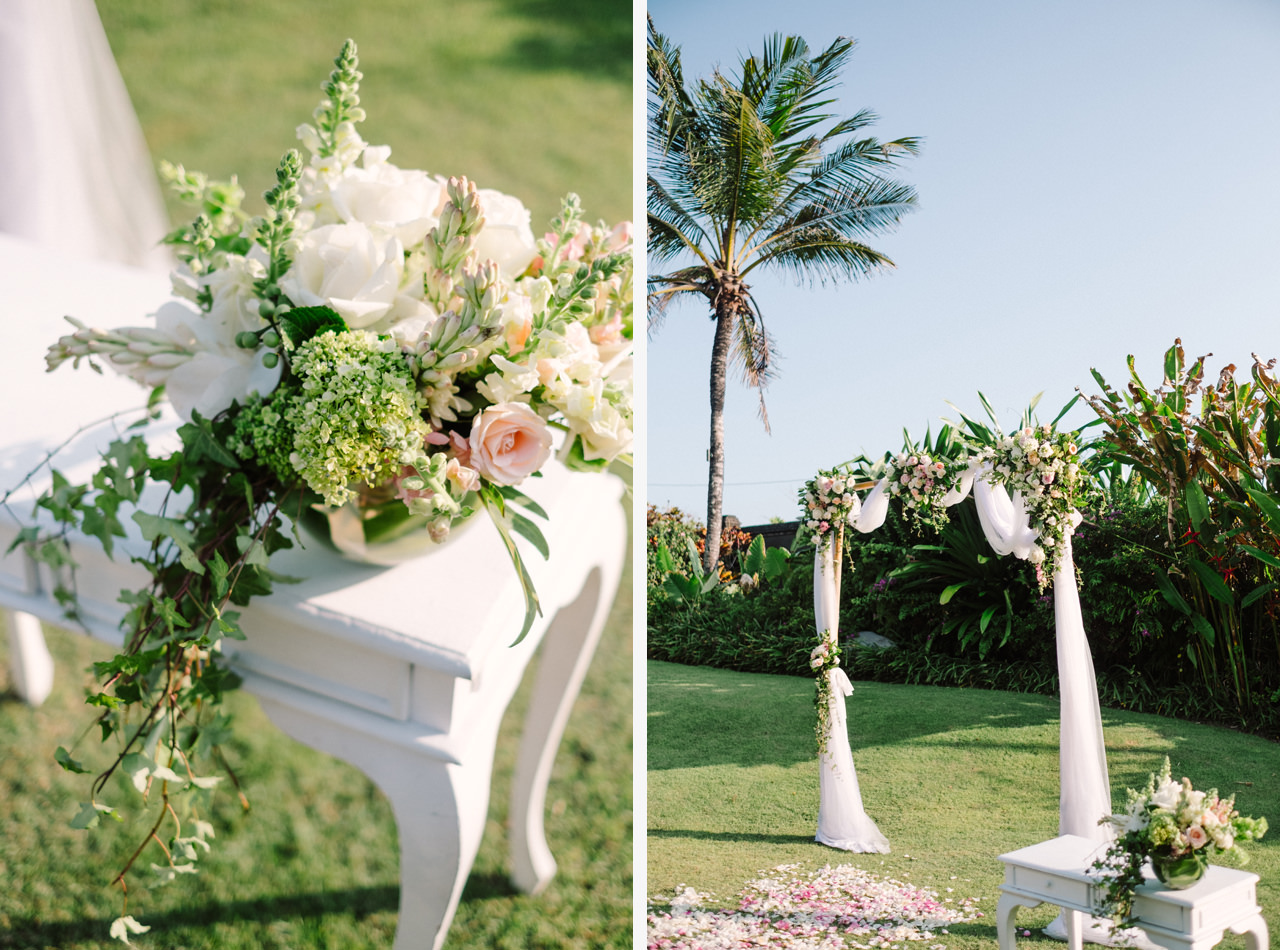 F&S: A Light and Airy Bali Beach Wedding Destination 16