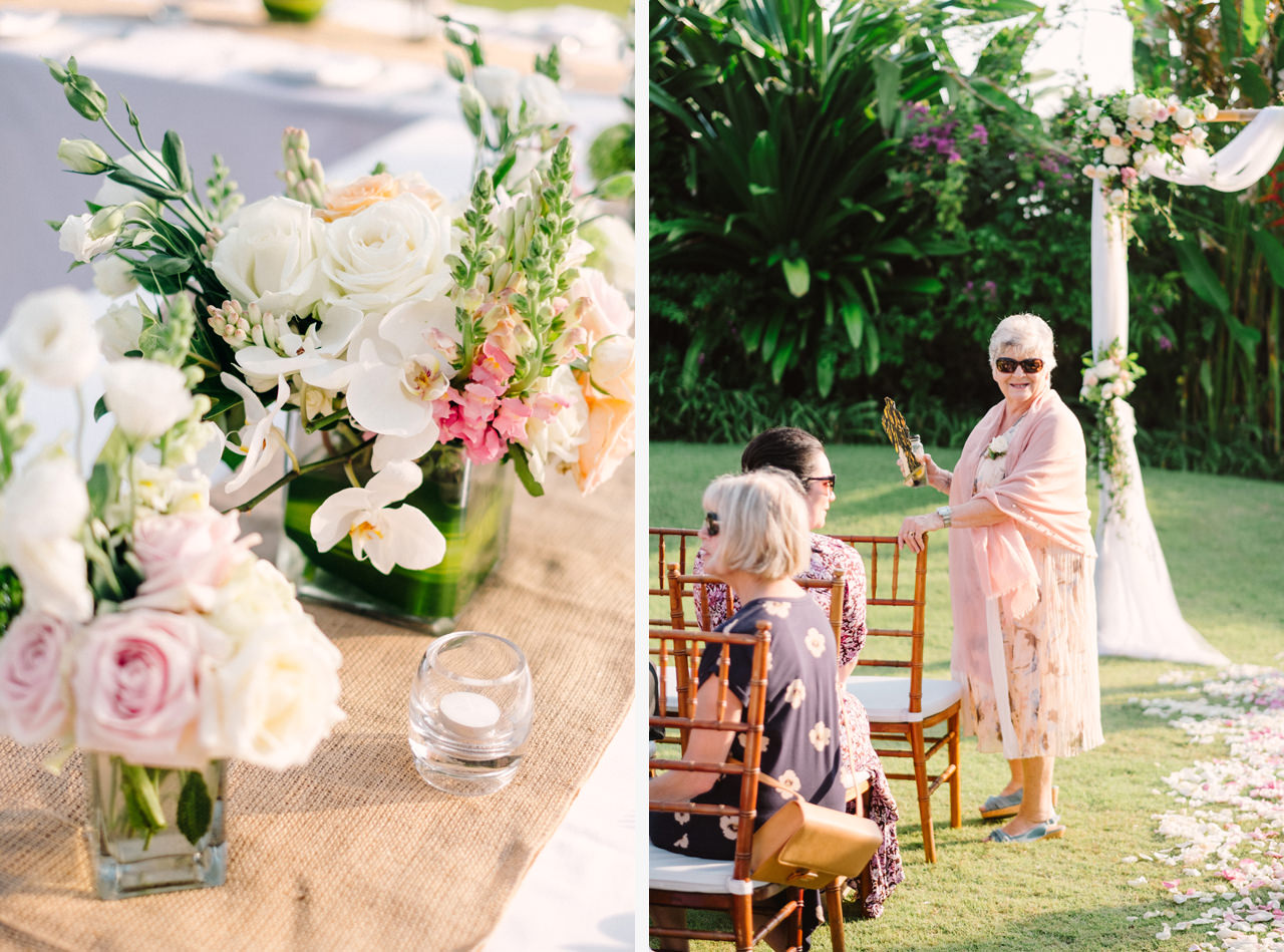 F&S: A Light and Airy Bali Beach Wedding Destination 17
