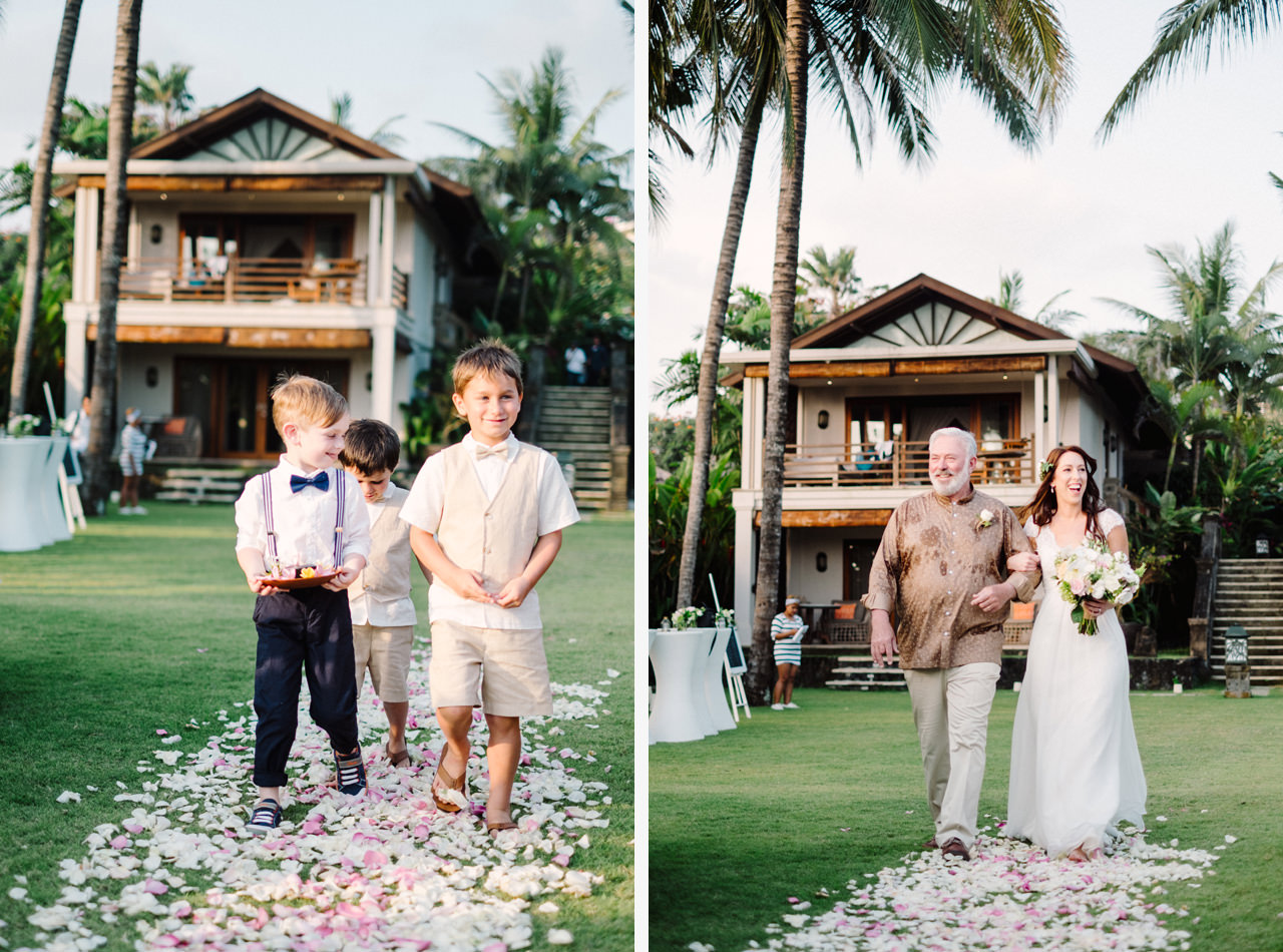 F&S: A Light and Airy Bali Beach Wedding Destination 19