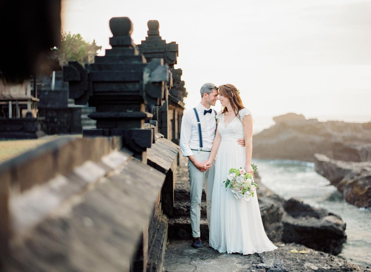 F&S: A Light and Airy Bali Beach Wedding Destination 33