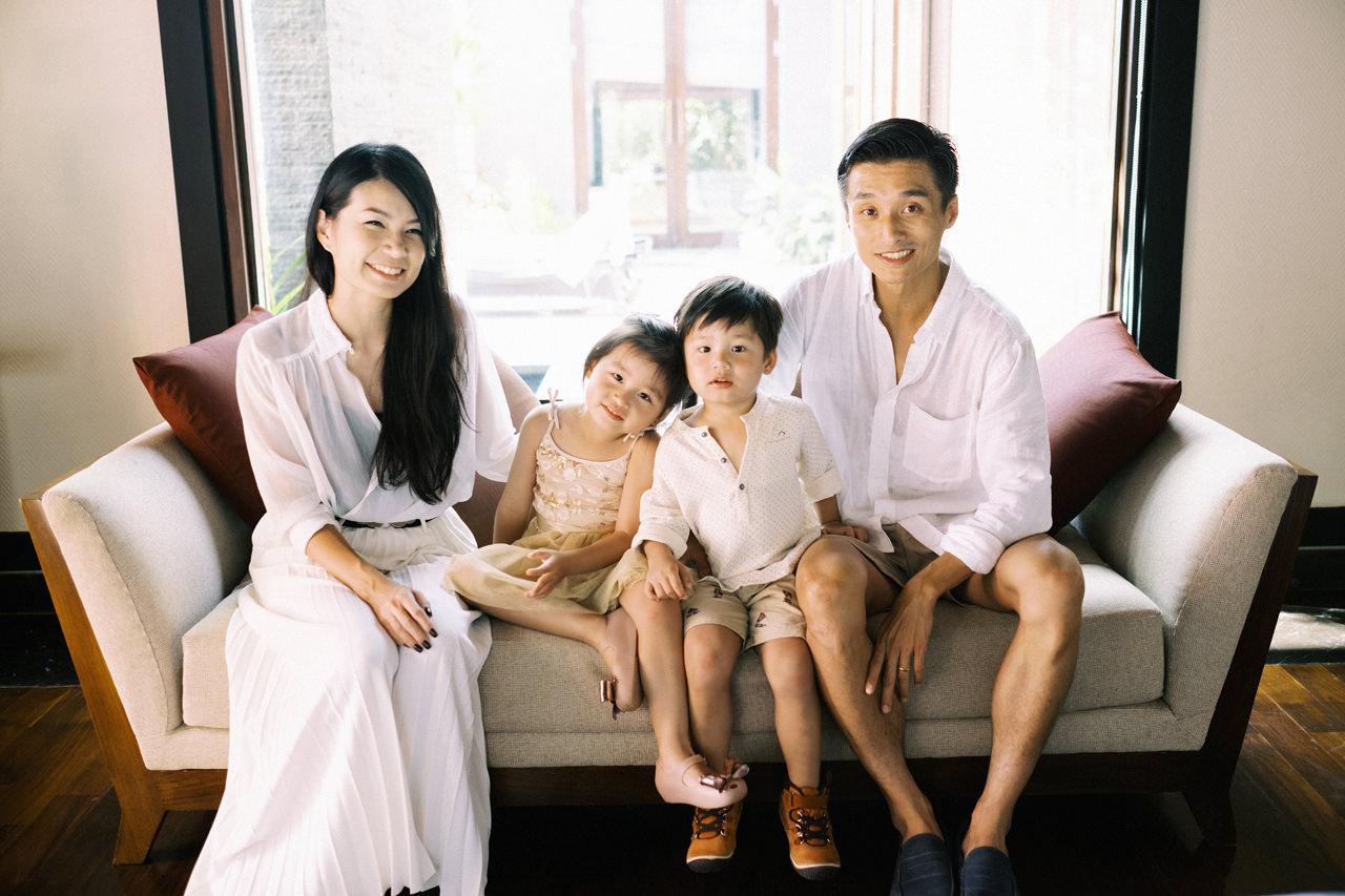 S&G: Bali Family Vacation Photo at The Beach 6