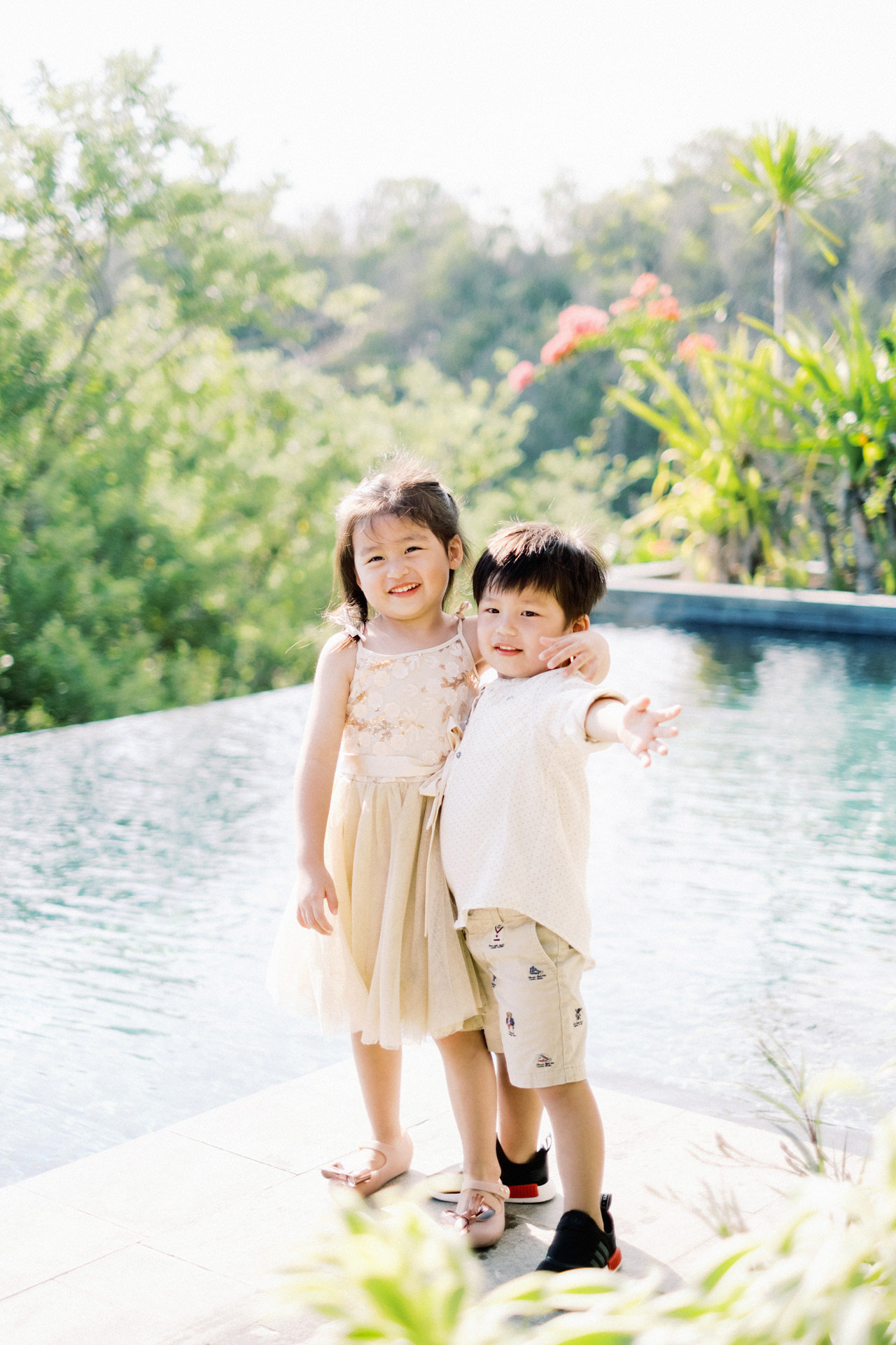 S&G: Bali Family Vacation Photo at The Beach 8