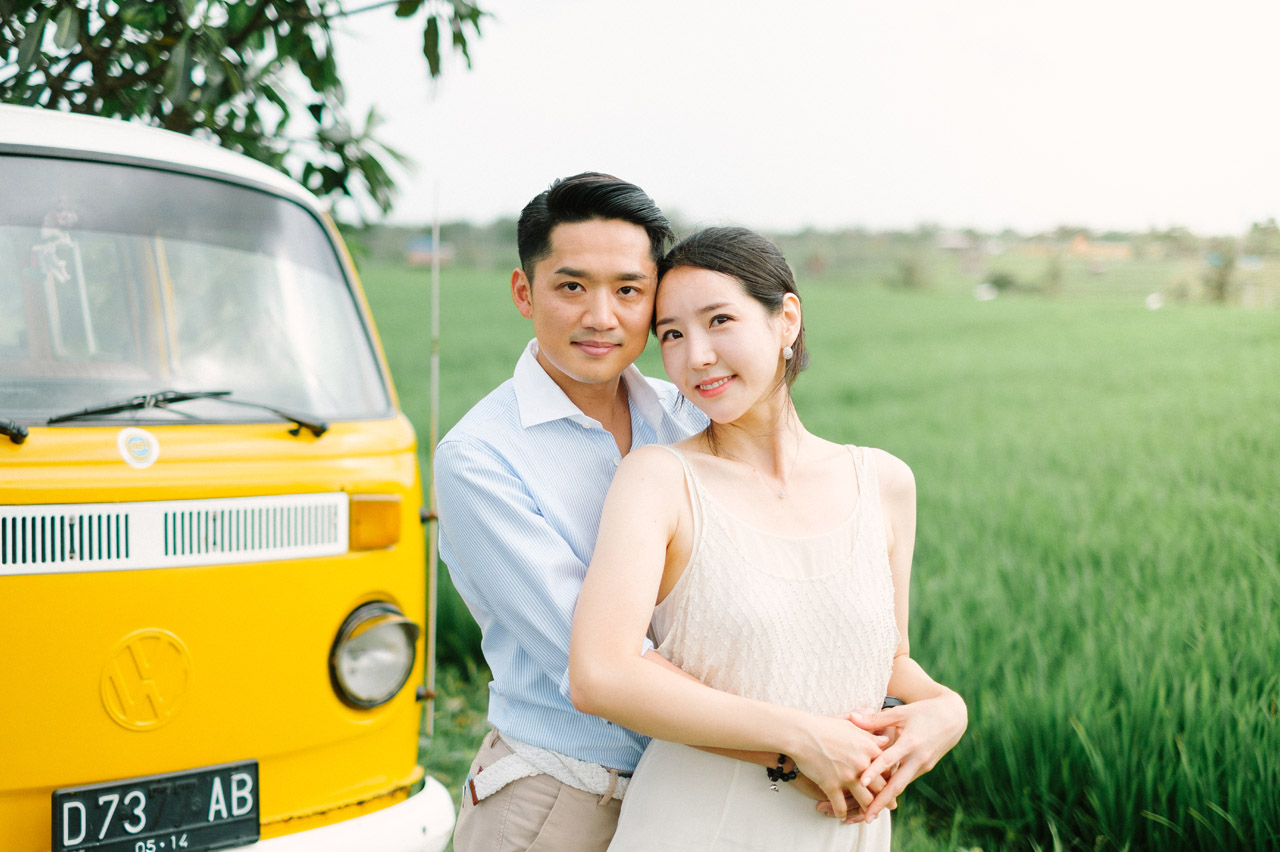 Semin & Ju Won: Romantic Bali Pre Wedding Photography Session 3