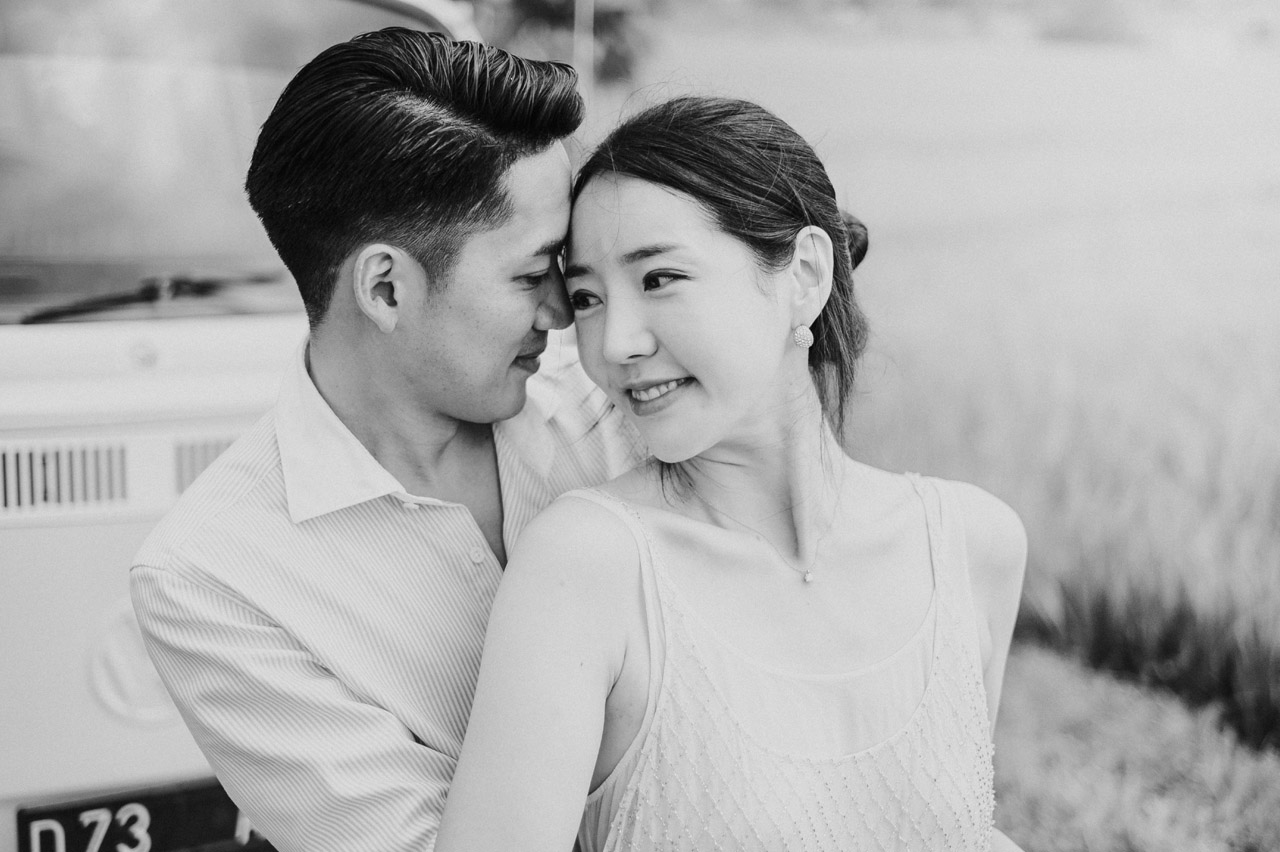 Semin & Ju Won: Romantic Bali Pre Wedding Photography Session 6