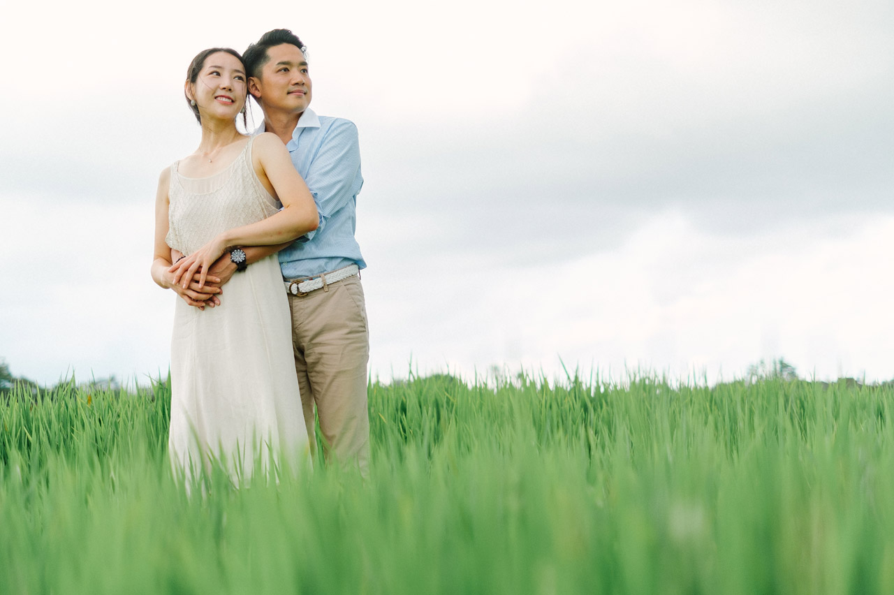 Semin & Ju Won: Romantic Bali Pre Wedding Photography Session 11