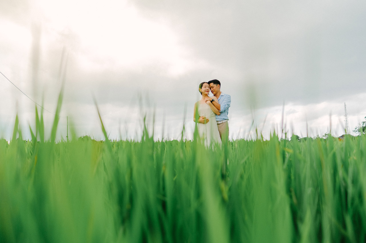 Semin & Ju Won: Romantic Bali Pre Wedding Photography Session 12