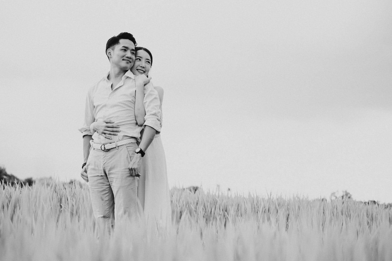 Semin & Ju Won: Romantic Bali Pre Wedding Photography Session 14