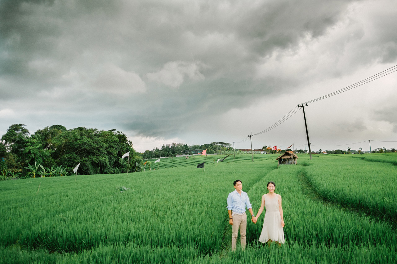 Semin & Ju Won: Romantic Bali Pre Wedding Photography Session 17