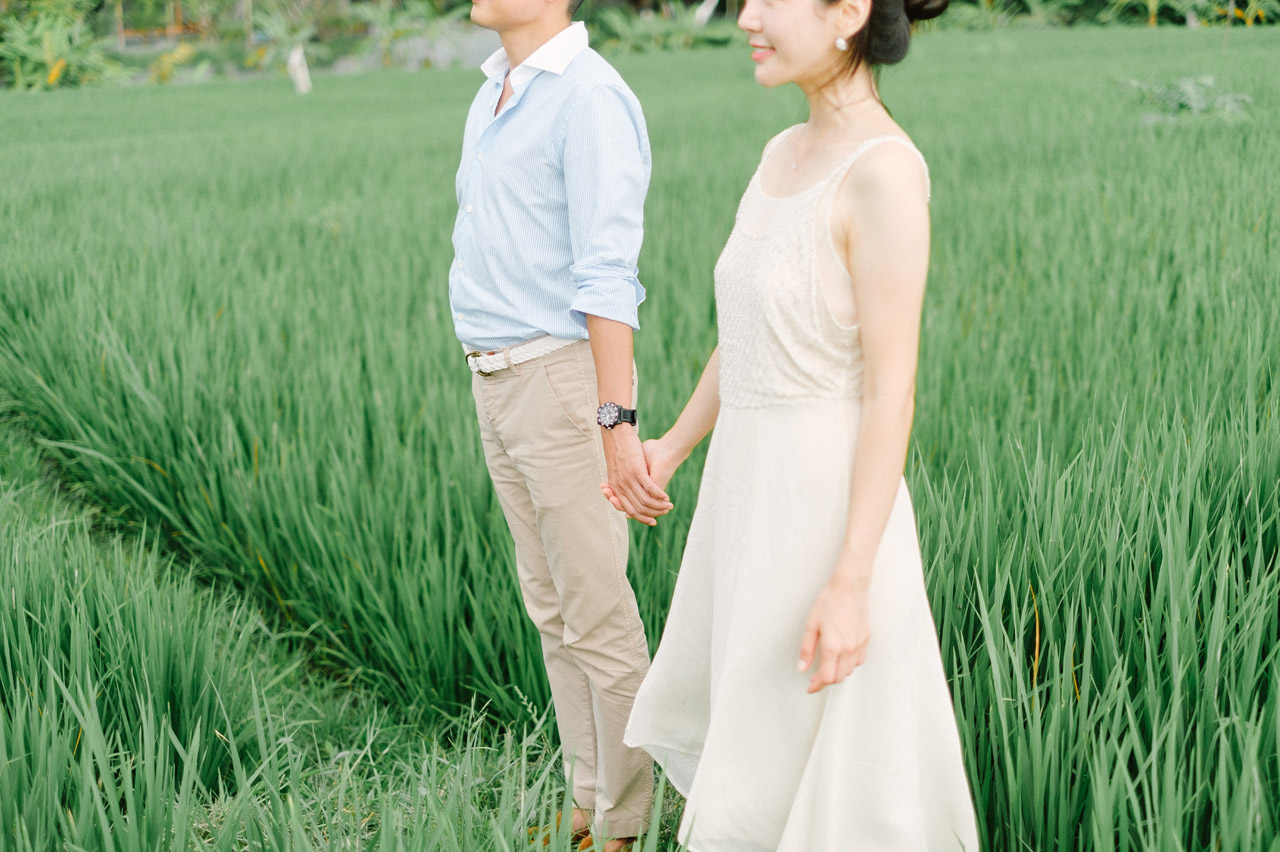Semin & Ju Won: Romantic Bali Pre Wedding Photography Session 18
