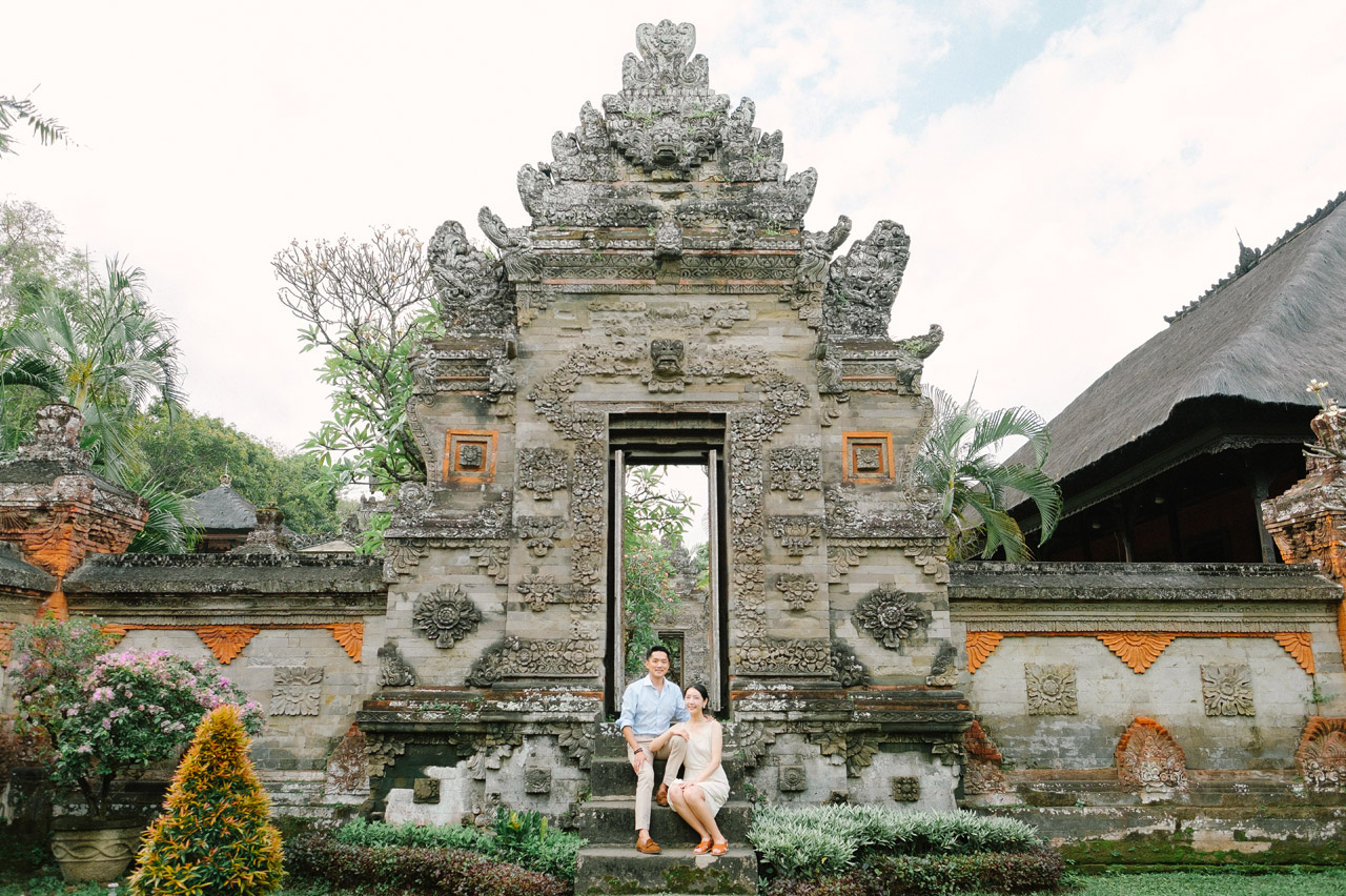 Semin & Ju Won: Romantic Bali Pre Wedding Photography Session 22