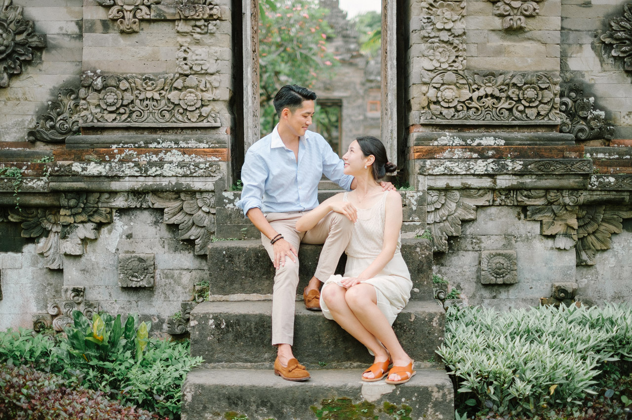 Semin & Ju Won: Romantic Bali Pre Wedding Photography Session 23
