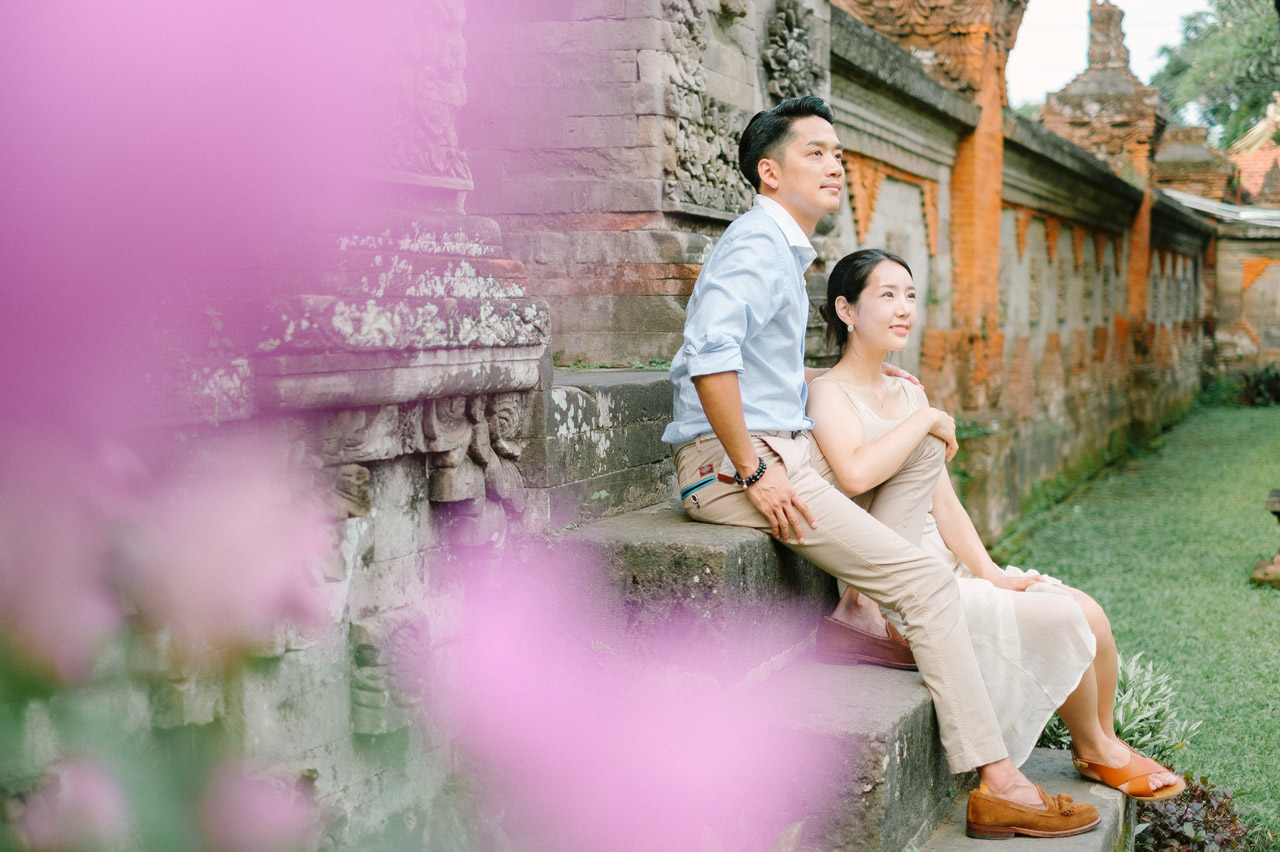 Semin & Ju Won: Romantic Bali Pre Wedding Photography Session 25