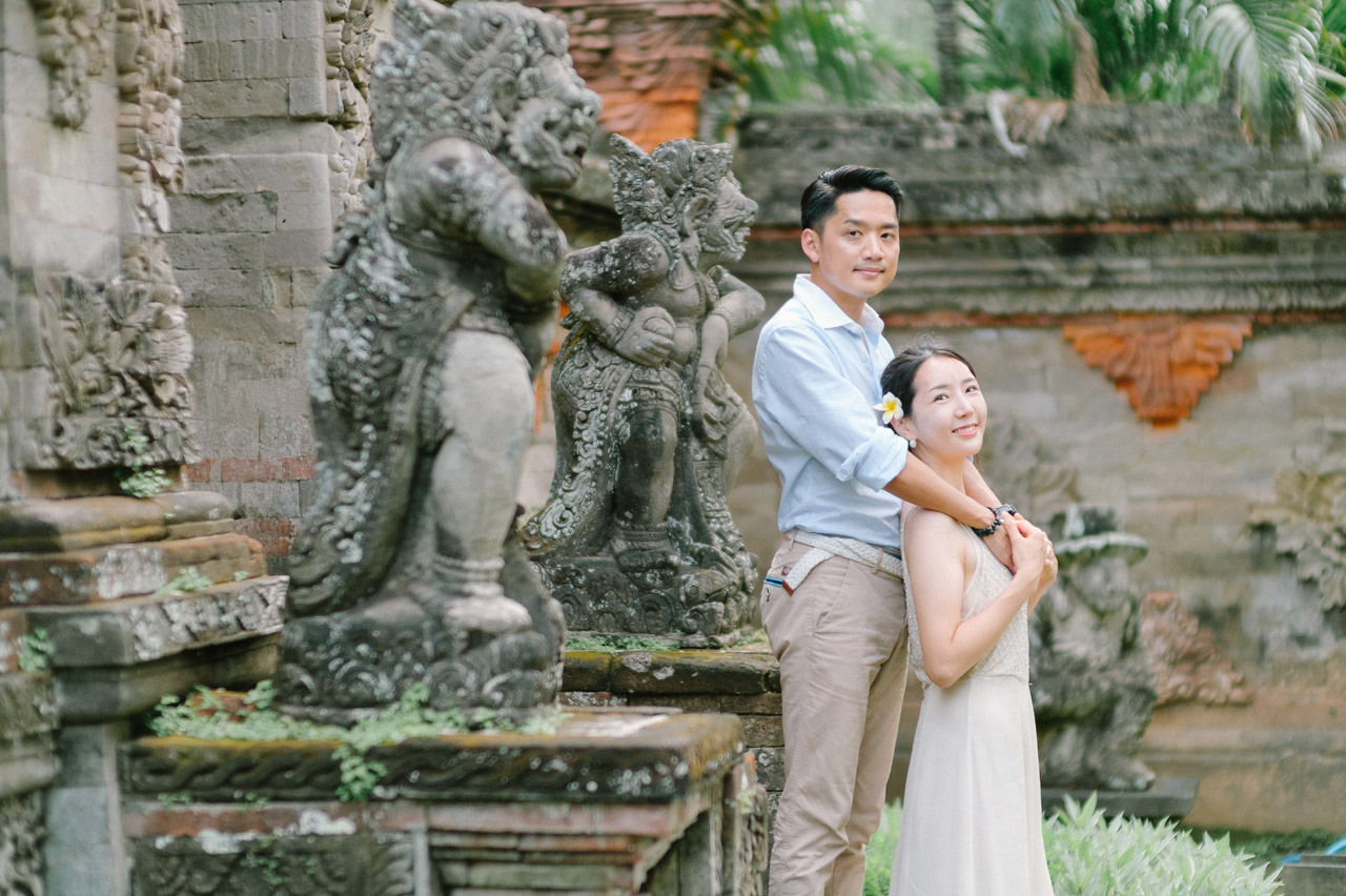 Semin & Ju Won: Romantic Bali Pre Wedding Photography Session 32