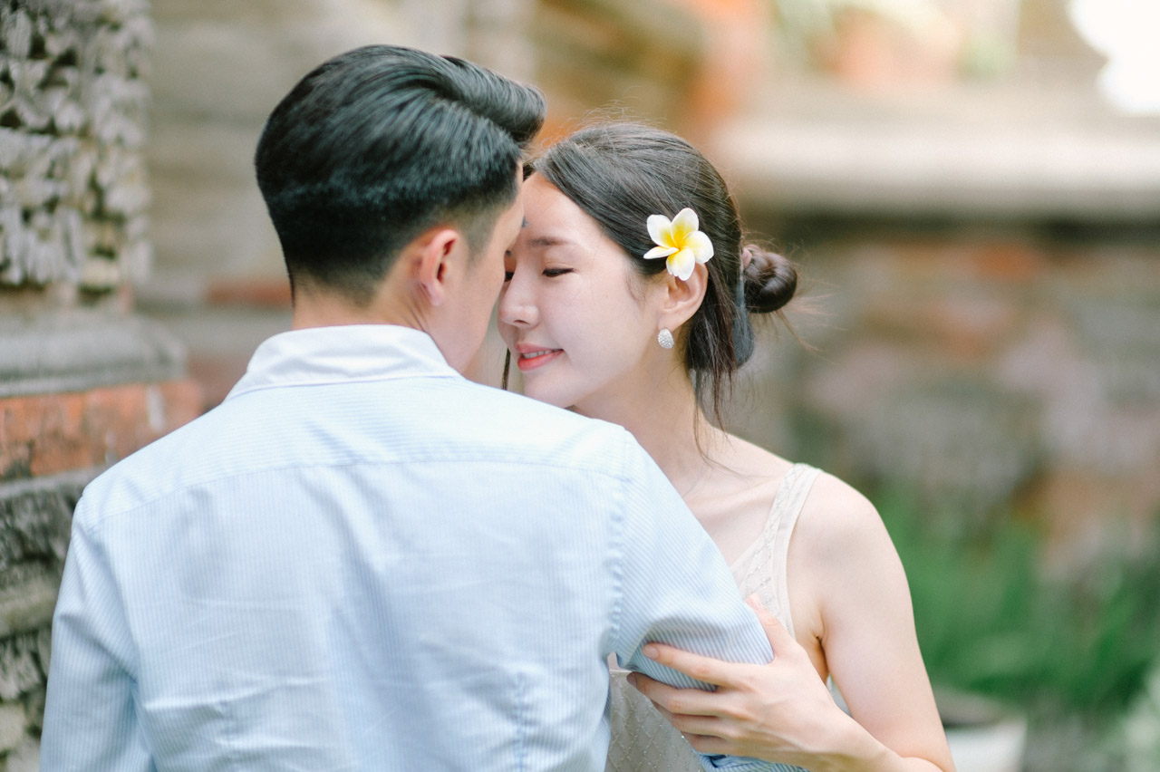 Semin & Ju Won: Romantic Bali Pre Wedding Photography Session 35
