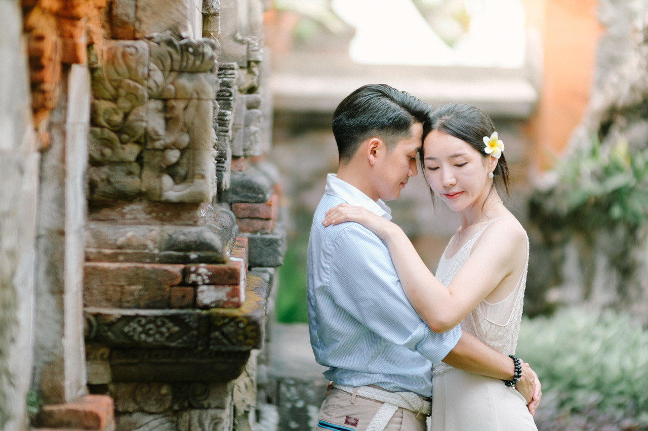Semin & Ju Won: Romantic Bali Pre Wedding Photography Session 36